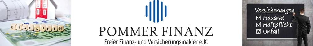 Pommer Finanz Logo